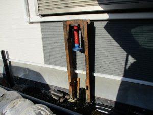 【工事開始】静岡県沼津市O様邸 アンダーピニング沈下修正工事(家の傾き修正)を6月29日より開始します。